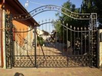 kovácsoltvas kapu